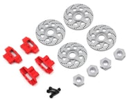 Losi Baja Rey Hex Rotor Caliper & Pin Set LOS232006 | product-also-purchased