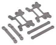 Losi LST 3XL-E Hard Anodized Hinge Pin Brace Set LOS244002   product-related