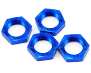Losi Wheel Nuts Blue 5IVE-T LOSB3227   product-related