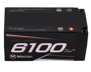Maclan HV Graphene 4S Shorty LiPo Battery w/5mm Bullets (14.8V/6100mAh) | product-related