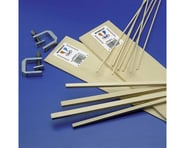 """Midwest Basswood 1/32x3/16x24"""" (50) MID4020 