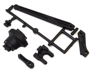 Mugen Seiki MBX8 ECO Center Differential Mount & Chassis Braces | product-also-purchased