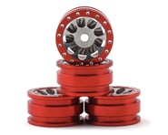 Orlandoo Hunter Aluminum Porous 9 Hole Wheel w/Brake Rotor (Red) (4) | product-also-purchased