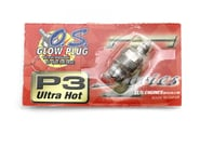 O.S. Engines P3 Turbo Glow Plug Super Hot OSM71641300 OSM71641300 | product-related