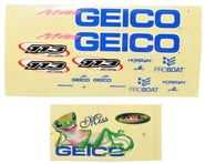 Pro Boat Decals Miss GEICO 17 PRB0304 | product-also-purchased