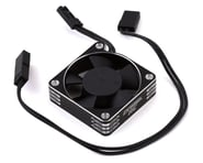 ProTek RC 35x35x10mm Aluminum High Speed HV Cooling Fan (Silver/Black) | product-related