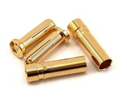"""ProTek RC 5.0mm """"Super Bullet"""" Solid Gold Connectors (2 Male/2 Female)   product-also-purchased"""