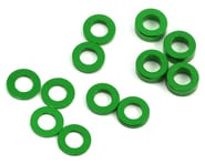 ProTek RC Aluminum Ball Stud Washer Set (Green) (12) (0.5mm, 1.0mm & 2.0mm) | product-also-purchased
