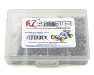RC Screwz Associated RC10 Worlds Stainless Steel Screw Kit | product-related
