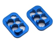 Revolution Design B6/B74 Rear Hub Link Aluminum Inserts (Blue) (2) | product-also-purchased