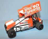 RJ Speed 1/10 Spec Sprint Car Kit Less Electrics RJS2033 | product-related