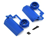 RPM Blue Shock Shaft Guards for Traxxas X-Maxx RPM80435 | product-related