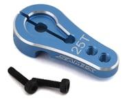 Samix Element Enduro Aluminum Servo Horn (25T-ProTek/Futaba) (Blue) | product-also-purchased