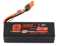 Spektrum 14.8V 5000mAh 4S 30C Smart LiPo G2 Hard Case for IC5 SPMX54S30H5   product-also-purchased