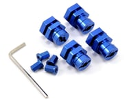 ST Racing CNC Machined Aluminum 17mm Hex Conversion Kit Slash Blue STRST3654-17B | product-also-purchased