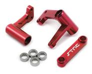ST Racing Bellcrank Set with Bearings Red Slash/Stampede/Rustler/Bandit STRST3743XR | product-related