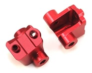 ST Racing Concepts Traxxas TRX-4 Aluminum Rear Lower Shock Mounts (2) (Red)   product-related