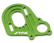 ST Racing Concepts Aluminum Motor Plate (Green) | product-also-purchased