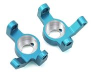 ST Racing Concepts Wraith/RR10 Aluminum V2 Steering Knuckle Set (2) (Blue) | product-also-purchased