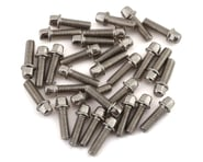 SSD RC 2.5x8mm Scale Wheel Bolts (Silver) (30) | product-also-purchased
