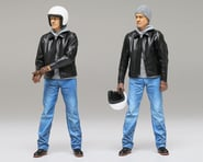 Tamiya 1/12 Scale Street Rider Motorcycle Rider Model TAM14137 | product-also-purchased