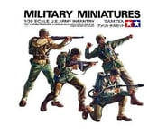 Tamiya 1/35 Scale US Army Infantry Men Figures Model Kit TAM35013   product-related