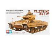 Tamiya 1/35 Brit Infantry Tank MkIII Valentine Mk.II/IV TAM35352   product-related
