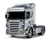 Tamiya 1/14 Silver Edition R/C Scania R470 TAM56364 | product-related
