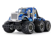 Tamiya 1/18 Konghead 6x6 Truck Kit (G6-01) TAM58646 | product-related