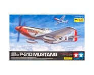 Tamiya 1/32 North American P-51D Mustang Model Airplane TAM60322   product-related