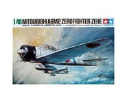 Tamiya 1/48 A6M2 Zero Fighter Type 21 Model Airplane TAM61016 | product-also-purchased