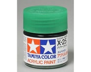 Tamiya X-25 Clear Green Gloss Finish Acrylic Paint (23ml) | product-also-purchased