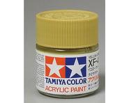 Tamiya XF-4 Flat Yellow Green Acrylic Paint (23ml)   product-also-purchased