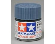 Tamiya XF-18 Flat Medium Blue Acrylic Paint (23ml) | product-also-purchased