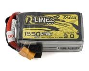 "Tattu ""R-Line 3.0"" 4S LiPo Battery 120C (14.8V/1550mAh) (JST-XH)   product-also-purchased"