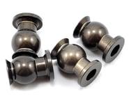 Tekno RC Pivot Balls (6.8mm, Steerking Links, Inside Camber, Alum, 4) TKR5052A   product-related