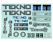 Tekno RC SCT410.3 Decal Sheet | product-also-purchased
