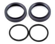Tekno RC Shock Adjustment Nuts (Alum, Gunmetal Ano, 2pcs, EB48) TKR6013 | product-also-purchased