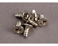 Traxxas 3x6mm Countersunk Self-Tapping Screws (6) TRA2653 | product-related