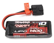 Traxxas Battery Pack 1400mAh 11.1V 3C 25C LiPo 1/16 Scale TRA2823X | product-related