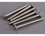Traxxas 3x30mm Countersunk Machine Screws (6) TRA3163 | product-related