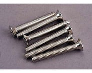 Traxxas 4x30mm Countersunk Machine Screws (6) TRA3169 | product-related