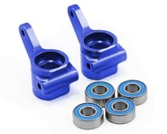 Traxxas Aluminum Steering Block Blue for the Rustler/Stampede/Bandit (2) TRA3636A | product-related