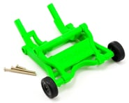Traxxas Wheelie Bar Assembled Green TRA3678A | product-related