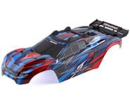 Traxxas Blue Rustler 4X4 VXL Body TRA6717A   product-related