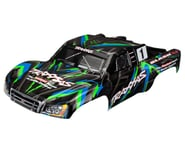 Traxxas Slash 4x4 Painted/Decaled Body Green TRA6816G | product-related