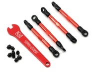 Traxxas Toe Link Aluminum Red Anodized Assembled VXL (4) TRA7038X   product-also-purchased