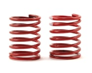 Traxxas Shock Spring -2 Red, White Stripe (2) TRA8366 | product-related