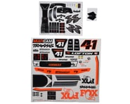 Traxxas Unlimited Desert Racer Fox Edition Decals TRA8515   product-also-purchased