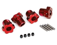 Traxxas Wheel Hubs Splined 17mm Red-Anodized (4) TRA8654R | product-also-purchased